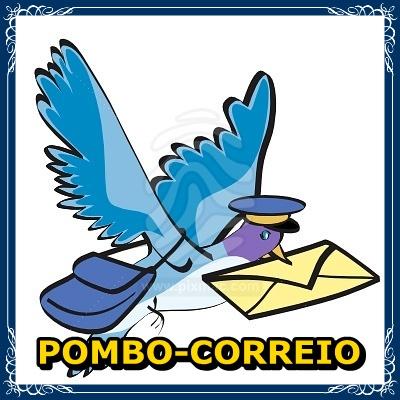 Resultado de imagem para foto pombo correios