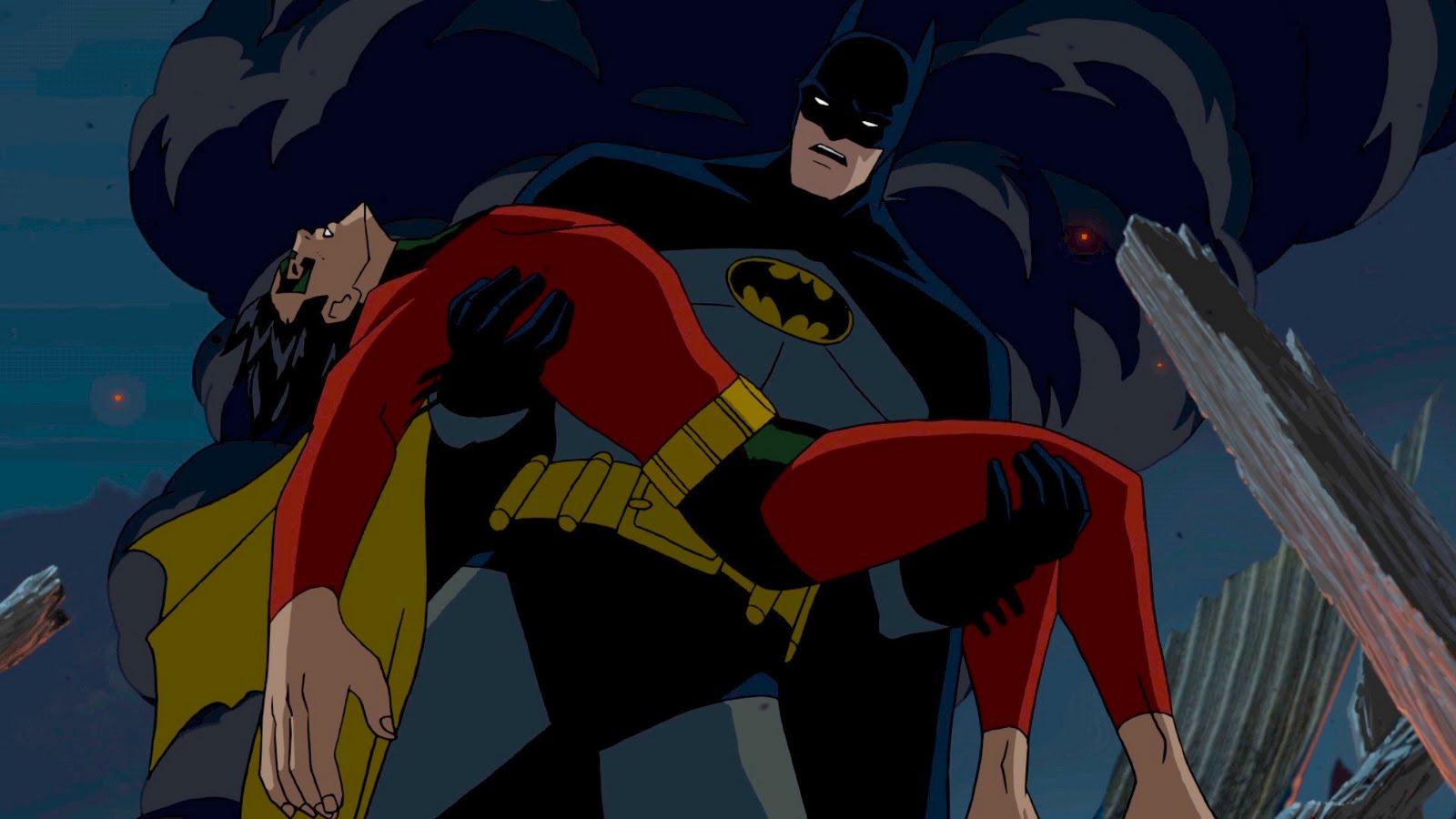 Quem morrerá na nova HQ do Batman?