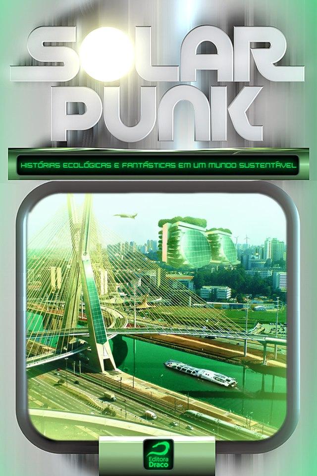 Capa de SolarPunk
