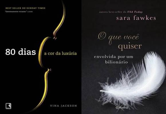 LIVROS: Mais livros eróticos chegam pelas editoras Galera Record e Planeta!