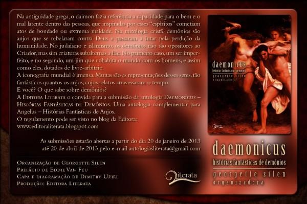 Daemonicus: Histórias Fantásticas de Demônios