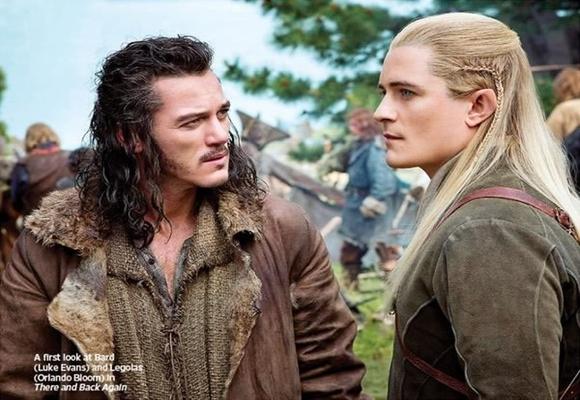 Legolas e Bard