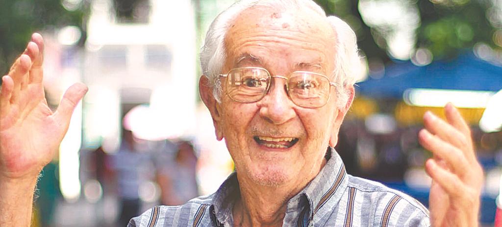 Gilvan Lemos, autor homenageado