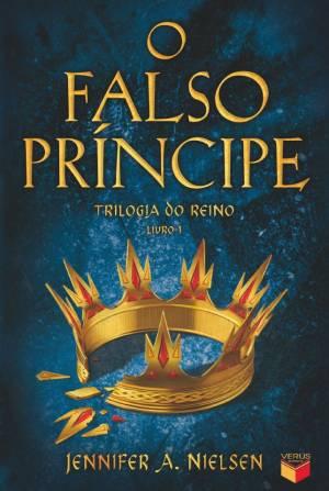 Capa de O Falso Príncipe