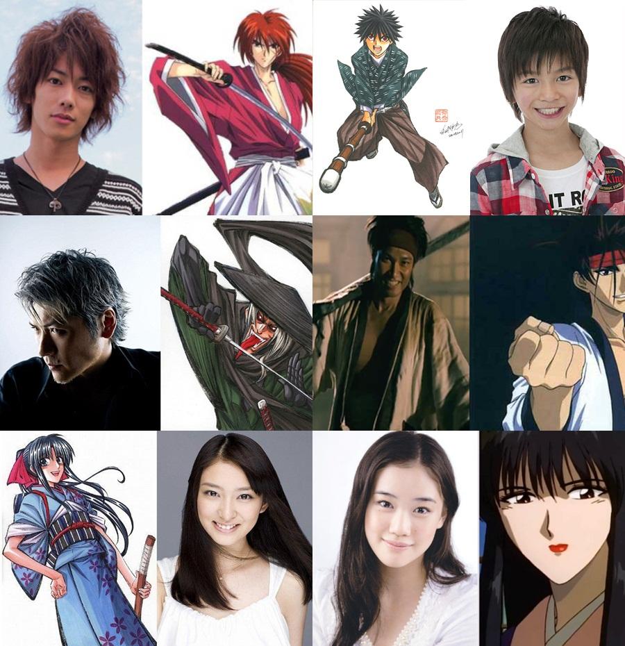personagens