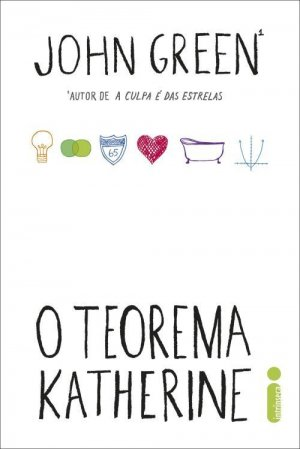 Capa de O TEOREMA DE KATHERINE!