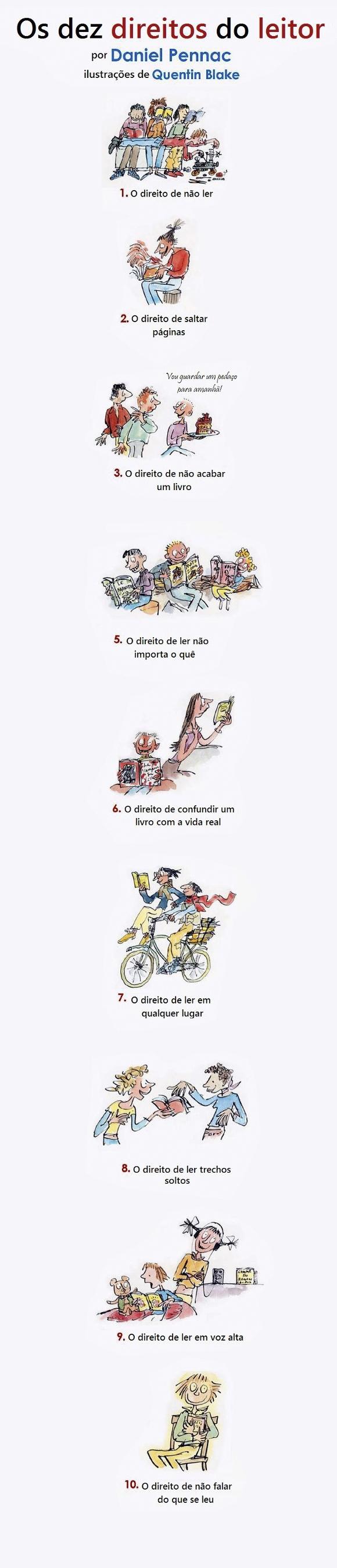 os dez direitos do Leitor - definitivo