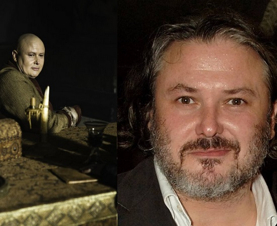 game of thrones Lorde-Varys