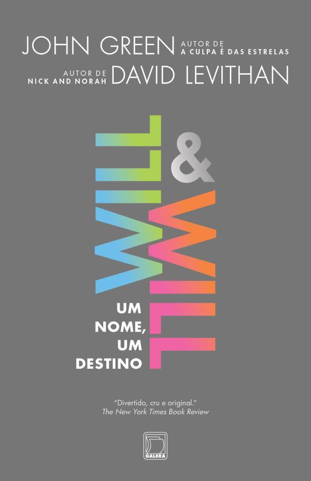 Linda capa de Will & Will