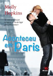 Capa: Aconteceu em Paris.