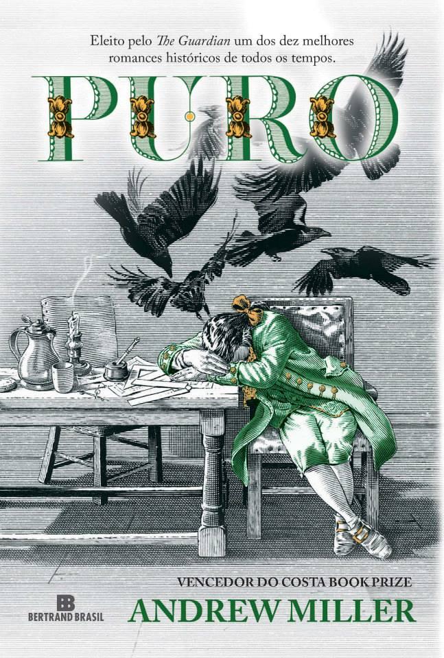 A intrigante capa de PURO!