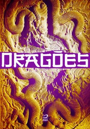 Capa Antologia Dragões