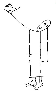 Manoel de Barros - desenho