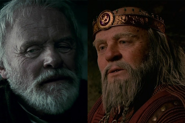 Rei Hrothgar - Anthony Hopkins