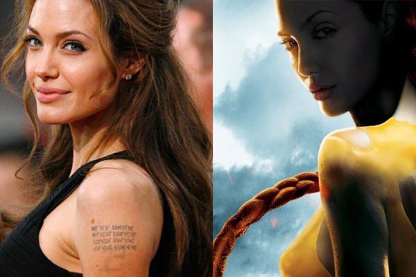 Mãe de Grendel - Angelina Jolie