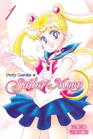 Pretty Guardian Sailor Moon 01