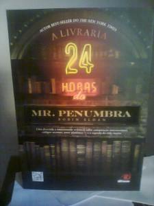 A livraria 24hrs do Mr Penumbra