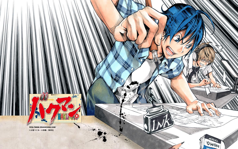 bakuman anime 4