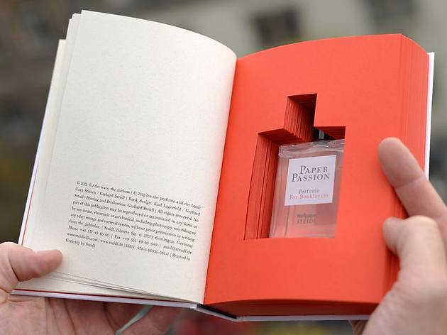 Embalagem do Paper Passion - belíssimo, não?