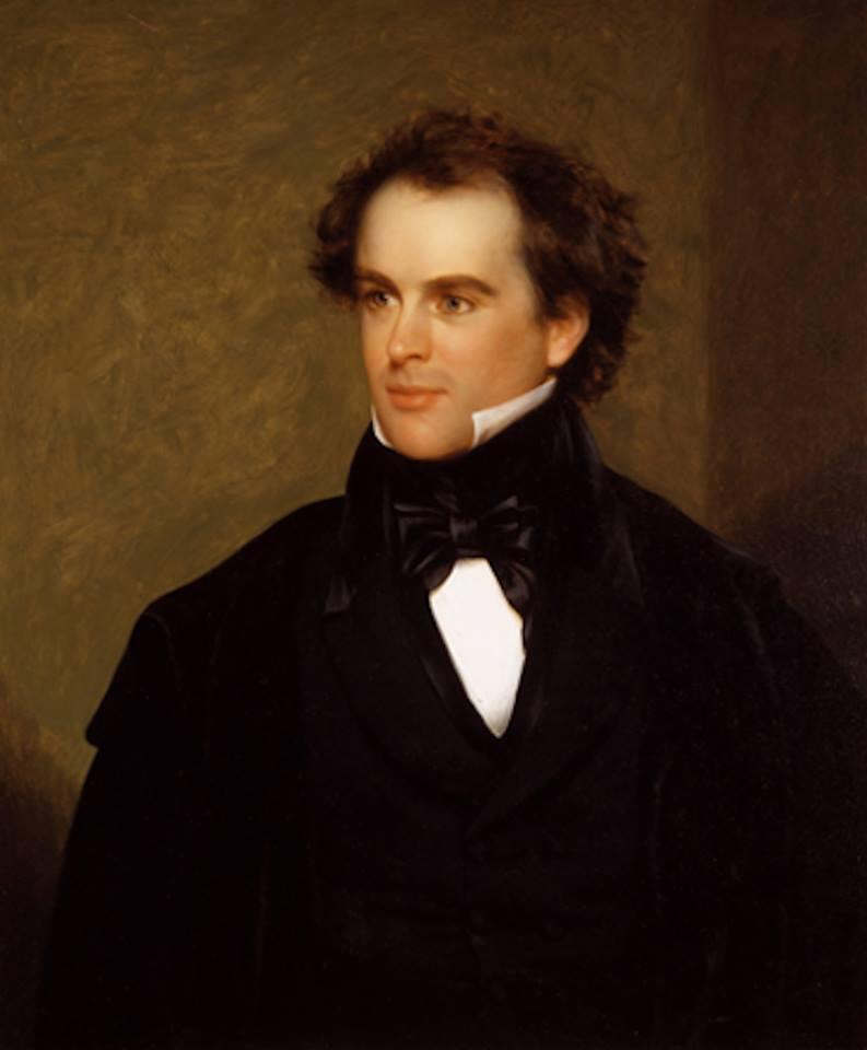 Imagem02: quadro pintado por Charles Osgood, 1840.
