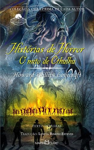 Histórias de Horror - O Mito de Cthulhu