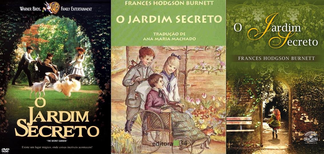 O-Jardim-Secreto- filme e livro