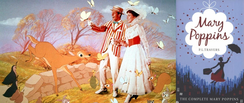 mary-poppins - filme e livro
