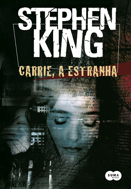 Capa Carrie a estranha - SUMA:Capa Carrie