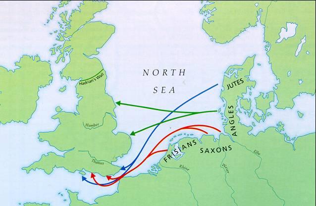 Mapa da Invasão
