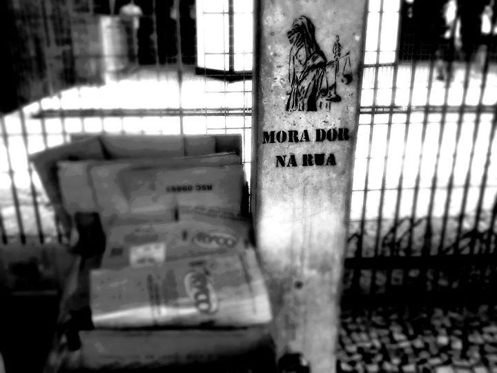 morador na rua