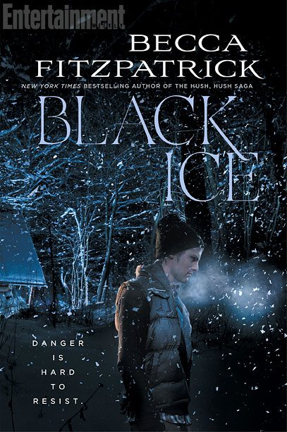 Black Ice by Becca Fitzpatrick -- exclusive EW.com image