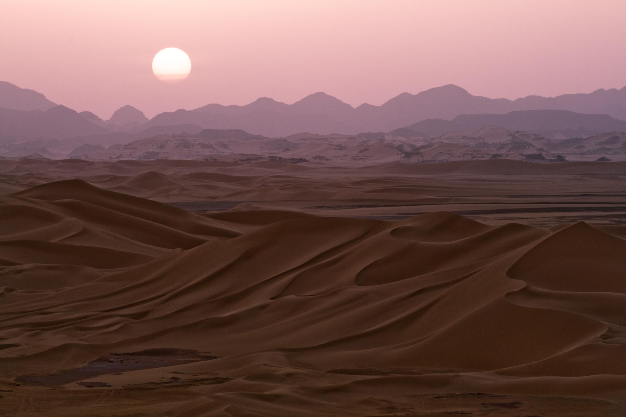 Dune di Wan Caza