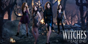 Witches of East End - Pôster - Lifetime