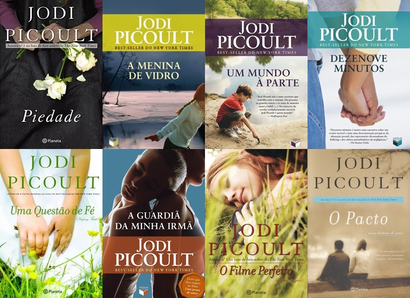 Judi Picoult livros