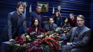 O elenco de Hannibal (NBC)