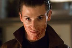 Gaspard Ulliel na versão jovem de Hannibal Lecter no filme Hannibal: A Origem do Mal
