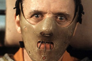 """Anthony Hopkins como Hannibal Lecter na franquia """"O Silêncio dos Inocentes"""""""