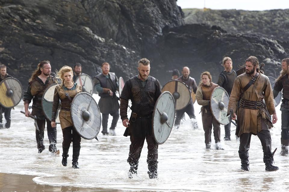 Aí vêm os vikings!