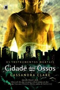 Cidade dos Ossos - Capa do livro