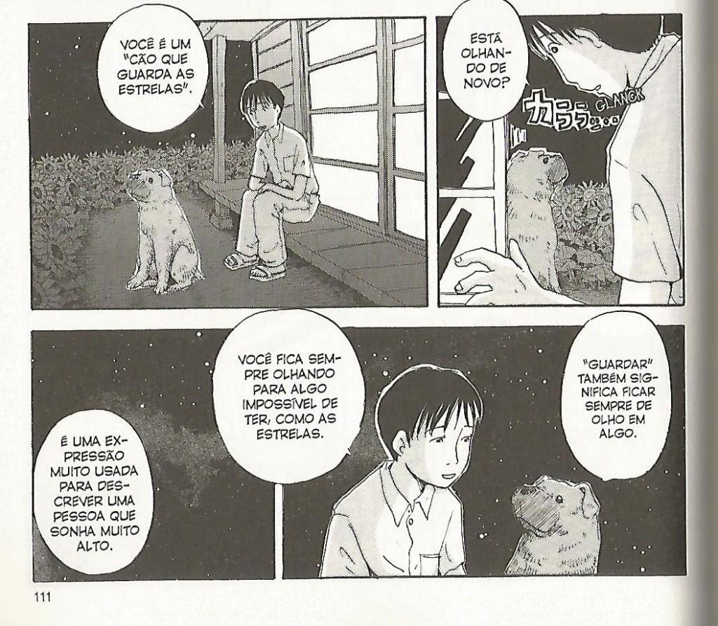 cão que guarda as estrelas
