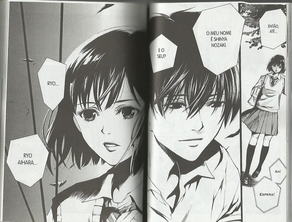 só você pode ouvir celular ryo e Shinya