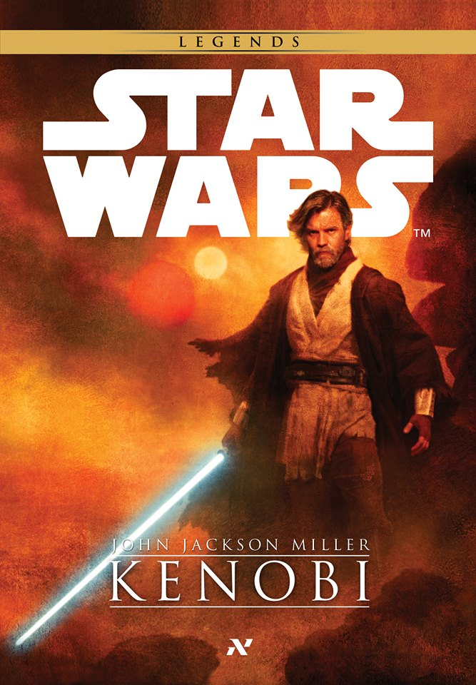 Capa de Kenobi da editora Aleph