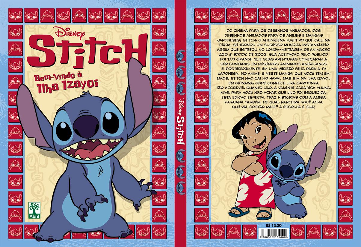 Stitch-manga
