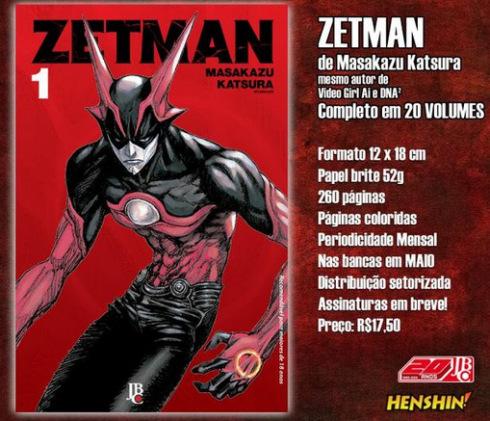 zetman informações