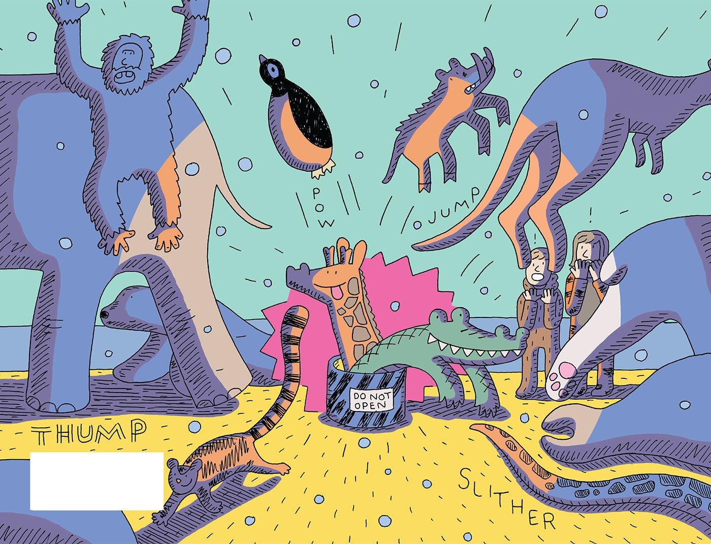 The Zoo Box, de Ariel Cohn & Aron Nels Steinke
