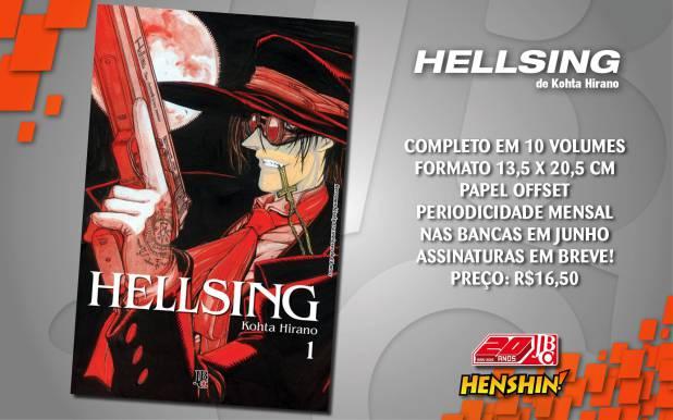 hellsing info