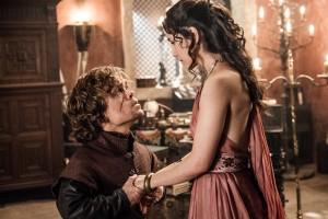 Tyrion Lannister e Shae