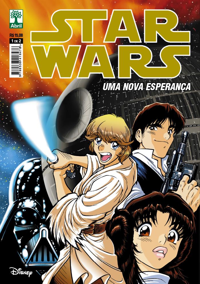 StarWars-1-mangá