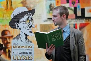 Bloomsday, data comemorativa em honra ao legado de James Joyce.