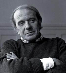 Gilles Deleuze (1925-1995), filósofo francês, flertou sensivelmente com a literatura de Joyce.